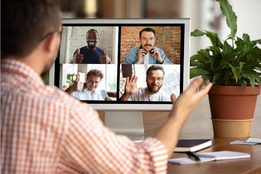 Dez ferramentas para equipes (e amigos) se reunirem online