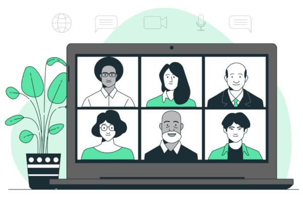Por que reuniões virtuais são cansativas?