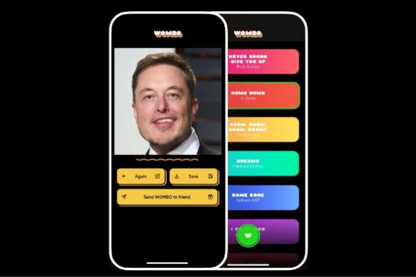 Saiba como usar o Wombo, app que cria dublagens com fotos