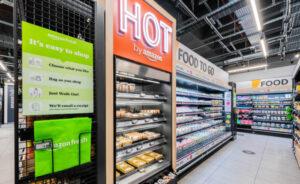 Amazon inaugura 1ª loja sem caixa fora dos EUA