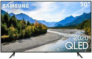 """Smart TV 4K QLED 50"""" Samsung"""