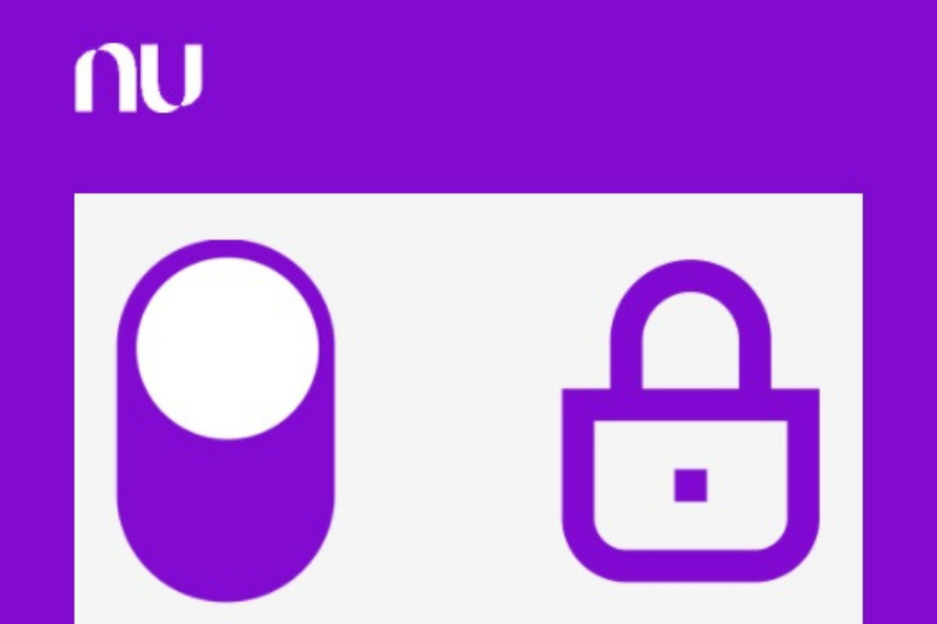 Nubank lança proteção de acesso ao aplicativo