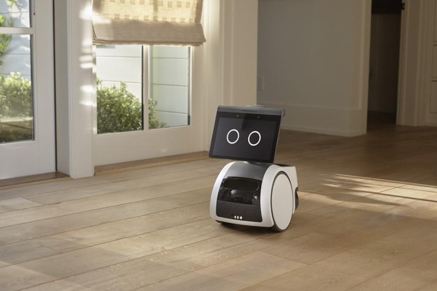 Amazon lança robô doméstico Astro